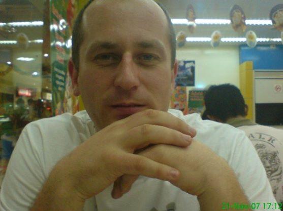 Matt Wilkie in 2007